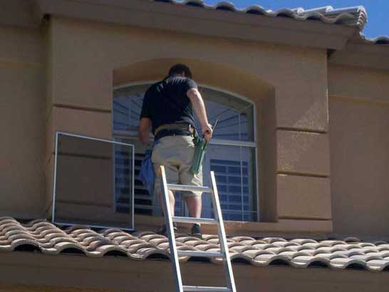 Residential Window Cleaning Oahu